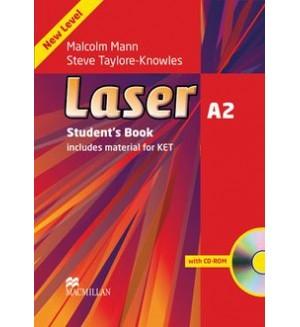 Laser A2  3-rd edition  Учебник