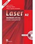 Laser A2  3-rd edition  Тетрадка