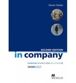 In Company Elementary 2-nd edition Учебник