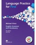Language Practice for First + MPO  с отговори