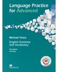 Language Practice for Advanced+ MPO с отговори