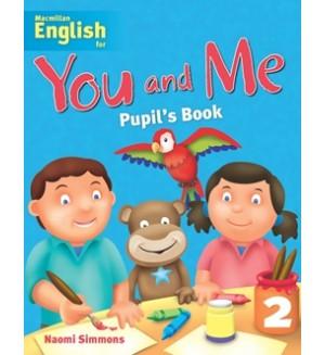 You and Me 2 Учебник