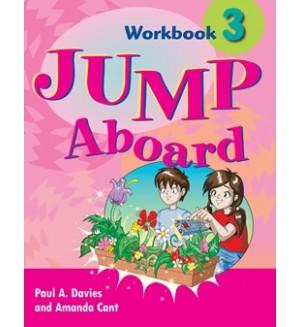 Jump Aboard 3 Тетрадка