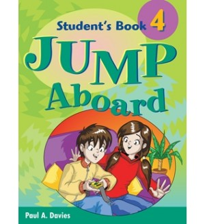 Jump Aboard 4 Учебниk