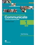 Communicate 1  Учебник + DVD- ROM