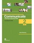 Communicate 2  Учебник + DVD- ROM