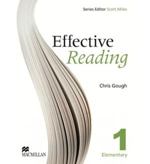 Effective Reading 1 Elementary Учебник