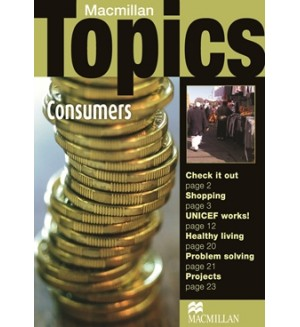 Macmillan Topics Consumers Intermediate