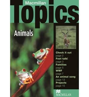 Macmillan Topics Animals Beginner Plus
