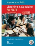 Improve Your Skills Listening and Speaking for IELTS 4.5-6.0+key+ MPO