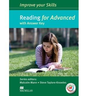 Improve Your Skills Reading for Advanced+ key+ MPO