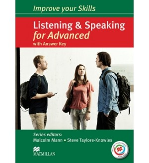 Improve Your Skills Listening and Speaking for Advanced+ key+MPO