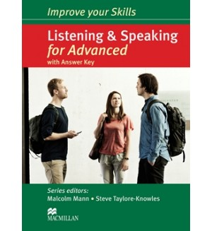 Improve Your Skills Listening and Speaking for Advanced+ key
