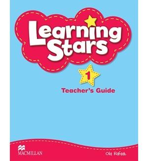 Learning Stars 1 - Книга на учителя