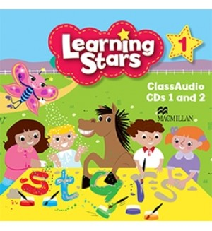 Learning Stars 1 - CD