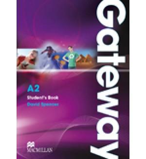 Gateway A2  Учебник + webcode