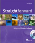 Straightforward Advanced Учебник+CD ROM
