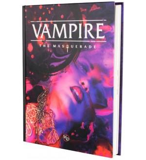 Ролева игра Vampire: The Masquereade - 5th Edition Core Rulebook