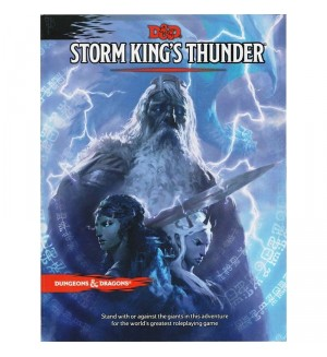 Ролева игра Dungeons & Dragons (5th Edition) -  Storm King's Thunder