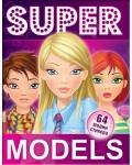 Supermodels: 64 модни стикера