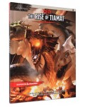 Ролева игра Dungeons & Dragons - Tyranny of Dragons:The Rise of Tiamat Adventure (5th Edition)