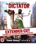 The Dictator - Extended Cut (Blu-Ray)