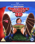 Gulliver'S Travels 2D + 3D (Blu-Ray)