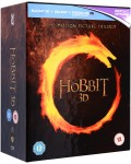 The Hobbit - The Motion Picture Trilogy 3D+2D (Blu-Ray)