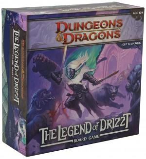Настолна игра Dungeons & Dragons - The Legend of Drizzt