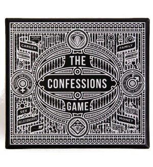 Настолна игра The School of Life - The Confessions Game