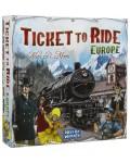 Настолна игра Ticket to Ride: Europe