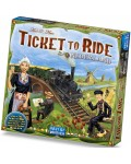 Разширение за настолна игра Ticket to Ride - Nederlands