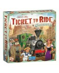 Настолна игра Ticket to Ride - Germany