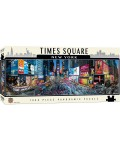 Панорамен пъзел Master Pieces от 1000 части - Таймс Скуеър, Ню Йорк