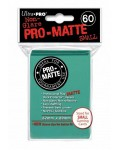 Ultra Pro Card Protector Pack - Small Size (Yu-Gi-Oh!) Pro-matte - Аква 60 бр.