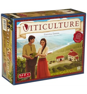 Настолна игра Viticulture Essential Edition