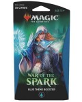 Magic The Gathering - War of the Spark Theme Booster Blue