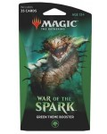 Magic The Gathering - War of the Spark Theme Booster Green