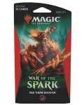 Magic The Gathering - War of the Spark Theme Booster Red
