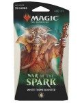 Magic The Gathering - War of the Spark Theme Booster White
