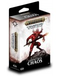 Warhammer Age of Sigmar Champions: Chaos - Campaign Deck