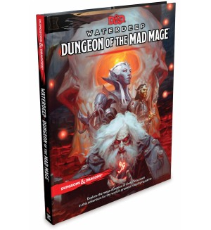 Ролева игра Dungeons&Dragons-Waterdeep-Dungeon of the Mad Mage
